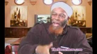 The Deen Show: How Imam Qasim Left The Nation Of Islam (noi) To Revert To Real Islam ( 1 Of 2 )