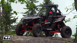 5. Full REVIEW: 2018 Polaris RZR RS1