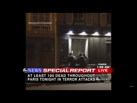 Who Is Behind The Attacks in Paris?