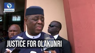 Her Killers Must Be Caught, Says Fani Kayode