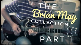 Video A collection of Brian May solos MP3, 3GP, MP4, WEBM, AVI, FLV November 2018