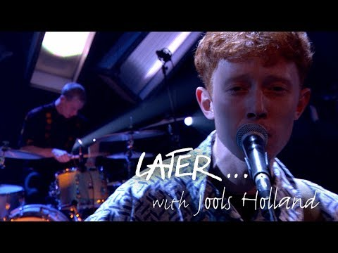 VIDEO: KING KRULE - 'Dum Surfer' (Later… with Jools Holland)