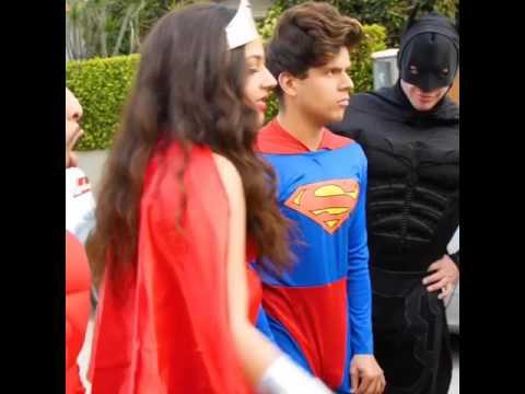 Superhero Drama