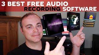 Video Best Free Audio Recording Software For Windows 10 MP3, 3GP, MP4, WEBM, AVI, FLV Mei 2019
