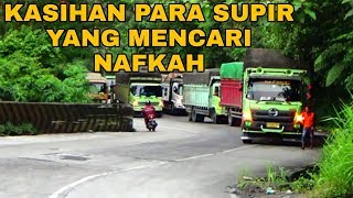 Video KASIHAN,, RESIKO SUPIR TRUCK MP3, 3GP, MP4, WEBM, AVI, FLV Desember 2018