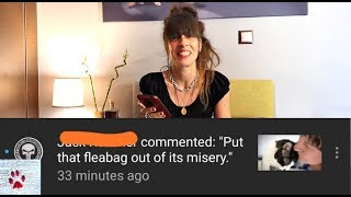Replying (or not) to awkward comments | 2 by The Orphan Pet