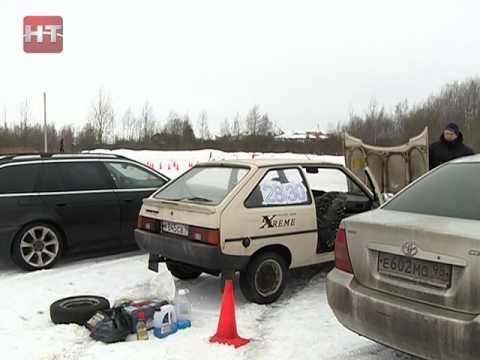 Стартовал зимний сезон у любителей автомногоборья