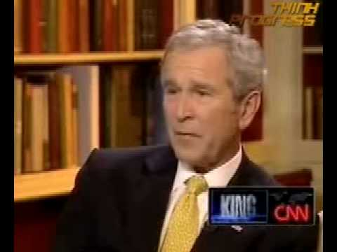 BUSH SAYS HE KNOWS WELL FIND OSAMA ?!?