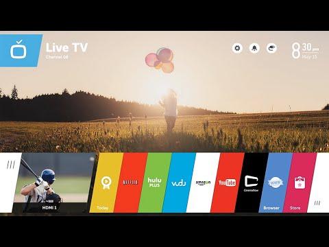 Unboxing LG WebOS TV 40UF770T 4K UHDTV