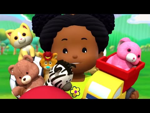 Fisher Price Little People ⭐1 HOUR OF FUN ⭐New Season! ⭐Full Episodes HD ⭐Cartoons for Kids