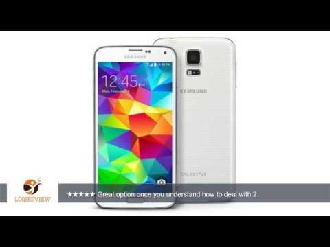 Samsung Galaxy S5 SM-G900FD Factory Unlocked Cellphone, International Version, Retail Packaging,