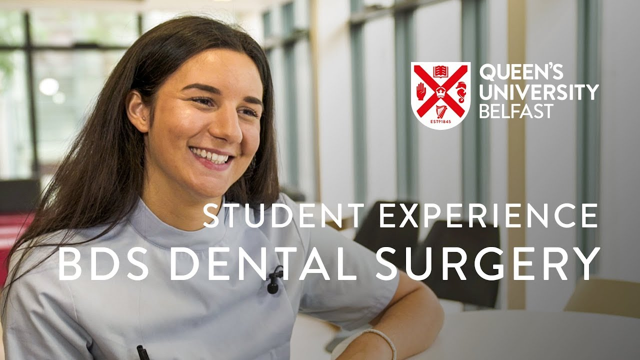 Video Thumbnail: BDS Bachelor of Dental Surgery Student Experience