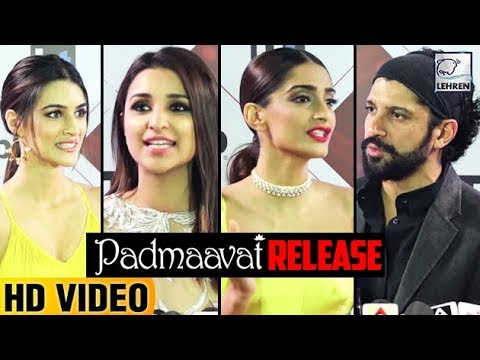 Bollywood REACTS On Padmaavat Release | Deepika Pa