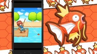 Jump into Action with Magikarp Jump! by The Official Pokémon Channel