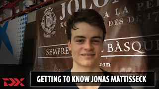 Getting to know: Jonas Mattisseck