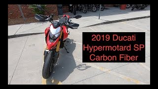 10. 2019 Ducati Hypermotard 950 SP | First Ride