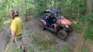 8. 2018 CFMoto ZForce 800 Trail Ride