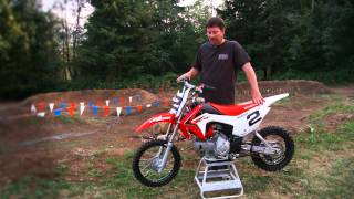 8. BBR Presents the New Long Awaited 2013 Honda CRF110