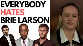 Video Avengers Cast Savagely Roast Brie Larson & Her Lies About Doing Her Own Stunts MP3, 3GP, MP4, WEBM, AVI, FLV Juli 2019