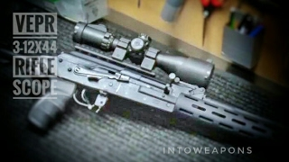 Review of the Leapers / UTG 30mm SWAT 3-12x44 Compact Rifle Scope (https://goo.gl/7ymQqD). Installing on the Midwest Industries AK Railed Scope Mount, for th...