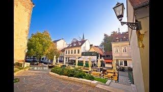 Tkalčićeva Street Stroll | Zagreb Friday Night