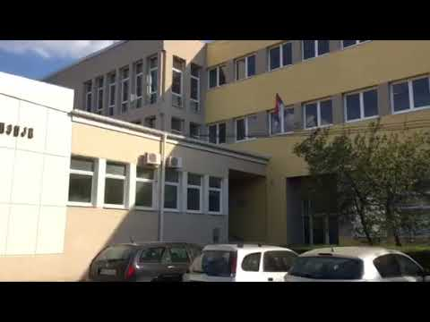 Požarevačka gimnazija u koju je išla Mira Marković