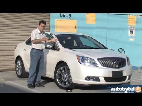 2014 Buick Verano Turbo Test Drive Video Review