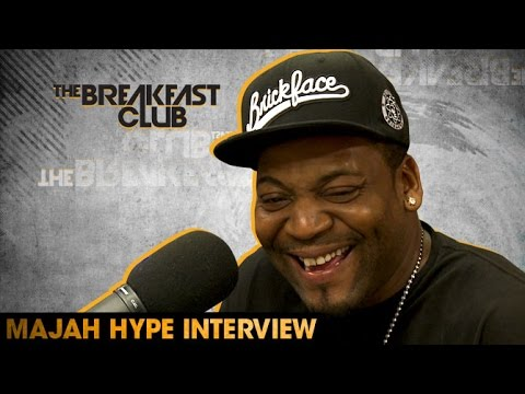 Majah Hype Interview With The Breakfast Club (8-30-16)