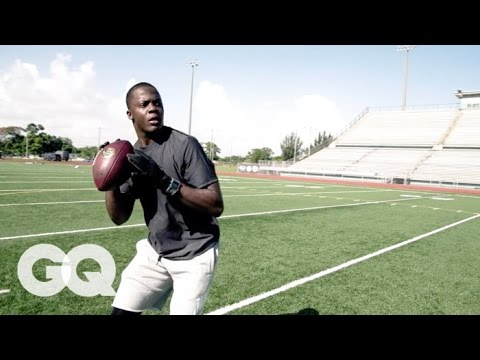 Minnesota QB Teddy Bridgewater on Moving to the Pros - GQ's Moment of Arrival