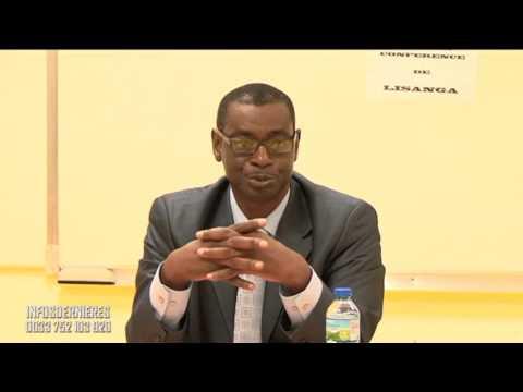ALBERT MOLEKA, une autobiographie, son histoire dans l'UDPS – TÉLÉ 24 LIVE