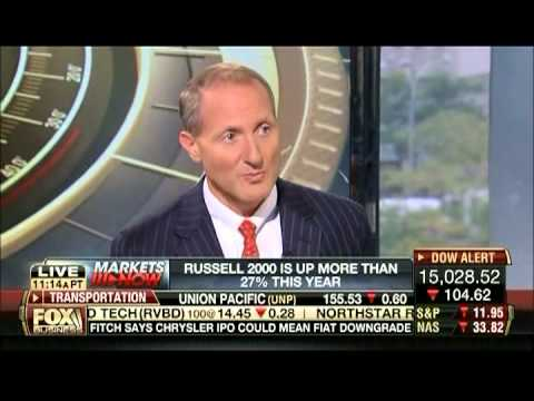 Fox Business News – Markets Now Live with Barron's Top 100 Financial Advisor Paul Pagnato