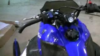 5. 2009 Yamaha fx Nytro XTX-8th street rv