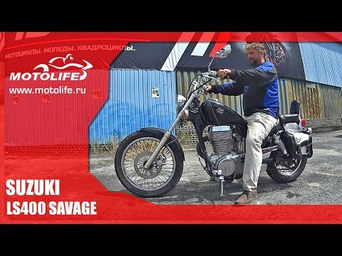 Мотоцикл suzuki ls фотография