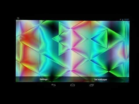 Video of SourcesWP Live Wallpaper