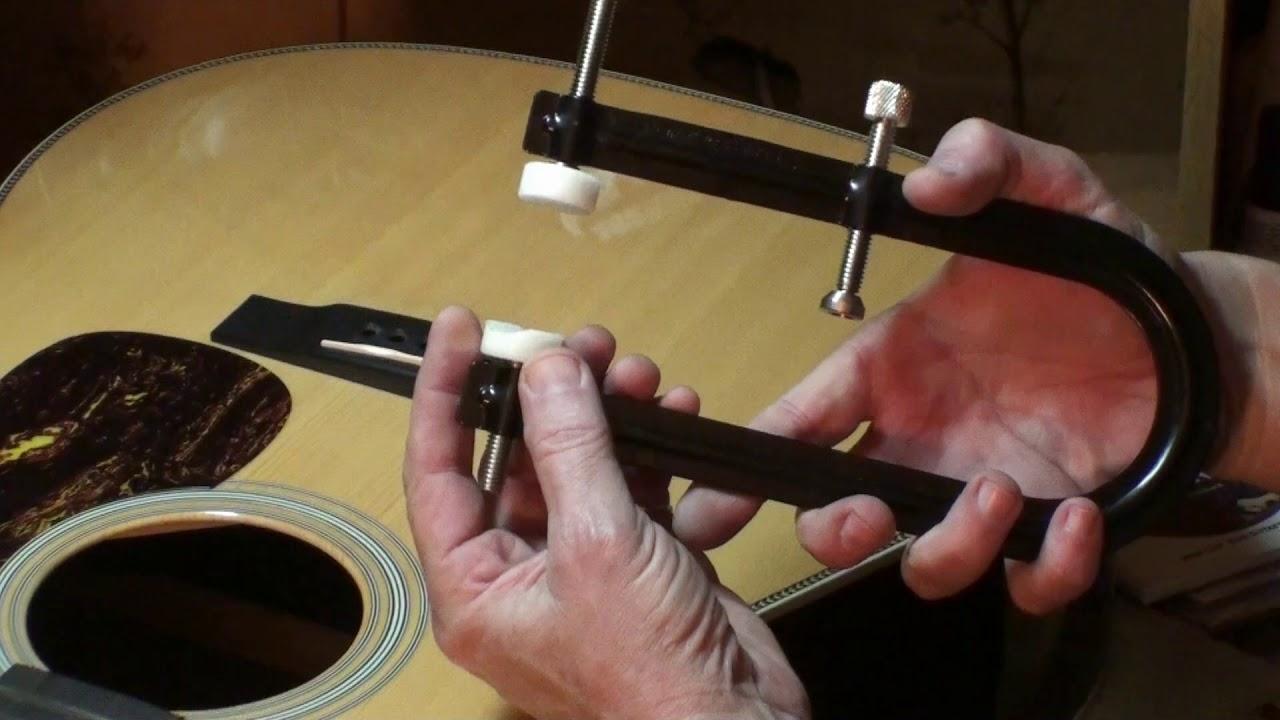 martin hd28 acoustic guitar bridge repair