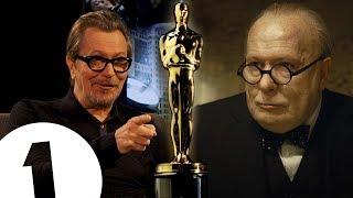 "Video ""I never moaned once!"" Gary Oldman on his Oscar winning performance as Winston Churchill. MP3, 3GP, MP4, WEBM, AVI, FLV Juli 2018"