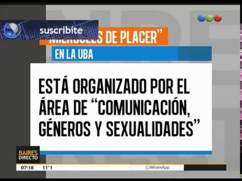 Sexo en los pasillos de la UBA: el comunicado – Telefe Noticias