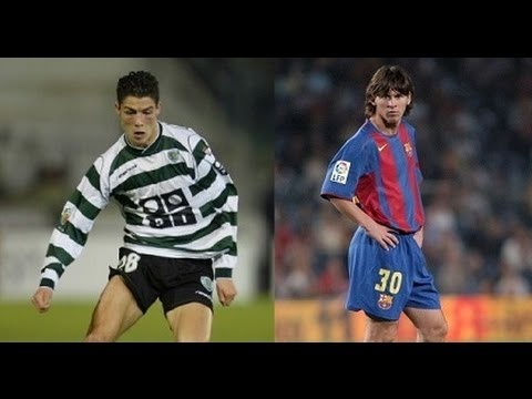 Football Players By The Start of Their Career ● Amazing Talents ● Skills and Goals