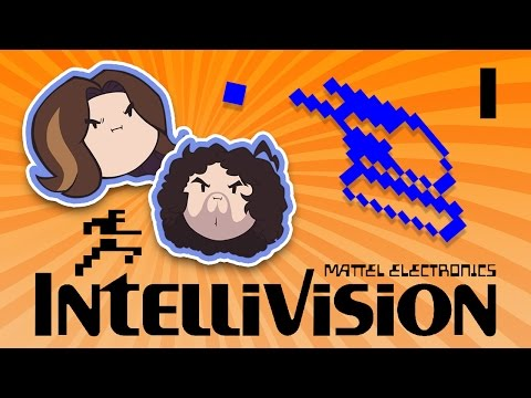Intellivision: The Best Tank Battle in History - PART 1 - Game Grumps VS