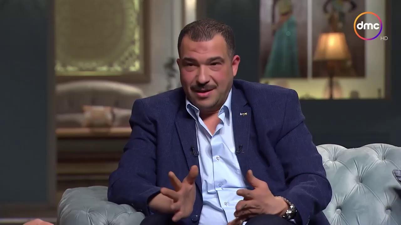 صاحبة السعادة - لقاء مع محمد السعيد صاحب مطعم عـالم البحار   أجمل أكلة سمك ممكن تشوفها  