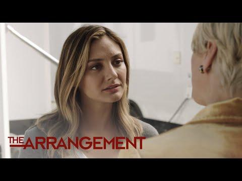 Megan Morrison Tries to Change Her Cheating Narrative   The Arrangement   E!