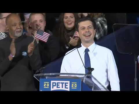 Full speech: Pete Buttigieg announces 2020 Presidential run
