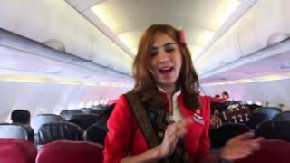 Video Penerbangan Perdana rute baru Surabaya - Lombok MP3, 3GP, MP4, WEBM, AVI, FLV Juni 2018
