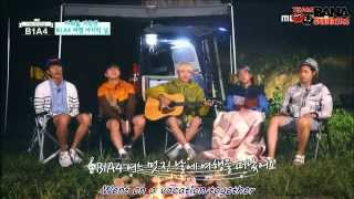 Download Lagu [BANASUBBERS] 140908 B1A4 One Fine Day Episode 8 (FINAL) Mp3