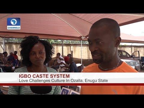 Couple Defies Culture Of Osu Caste System In Ozalla,Enugu |Eyewitness Report|