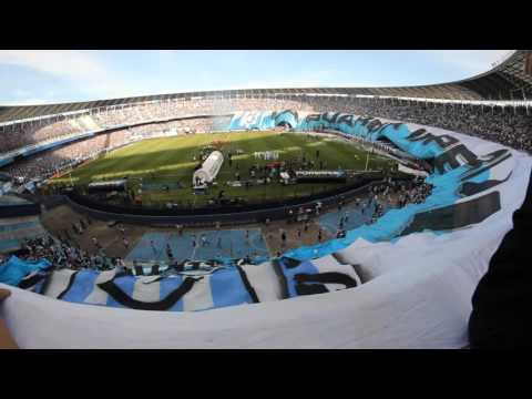 No me importa lo que digan - Racing 1 - 2 Independiente - Go Pro - La Guardia Imperial - Racing Club