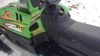 7. 2000 Arctic Cat Z 440