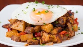 One-Pan Breakfast Potatoes by Tasty
