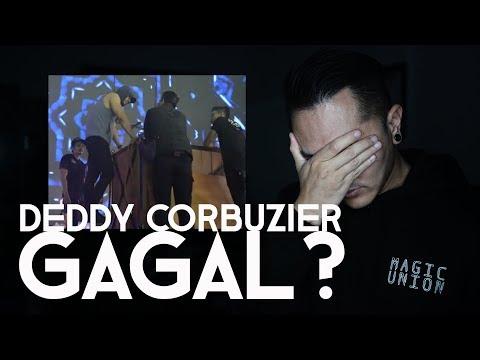 Deddy Corbuzier GAGAL??