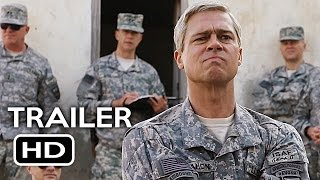 Nonton War Machine Official Trailer #3 (2017) Brad Pitt Netflix Comedy Movie HD Film Subtitle Indonesia Streaming Movie Download